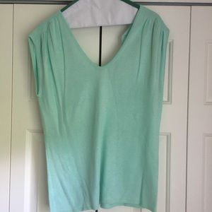 Lilly Pulitzer Medium Mint Sweater Top